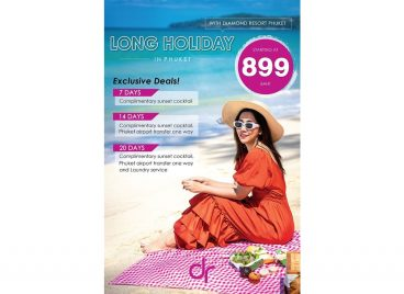 Phuket Long Stay Holiday Package Deals